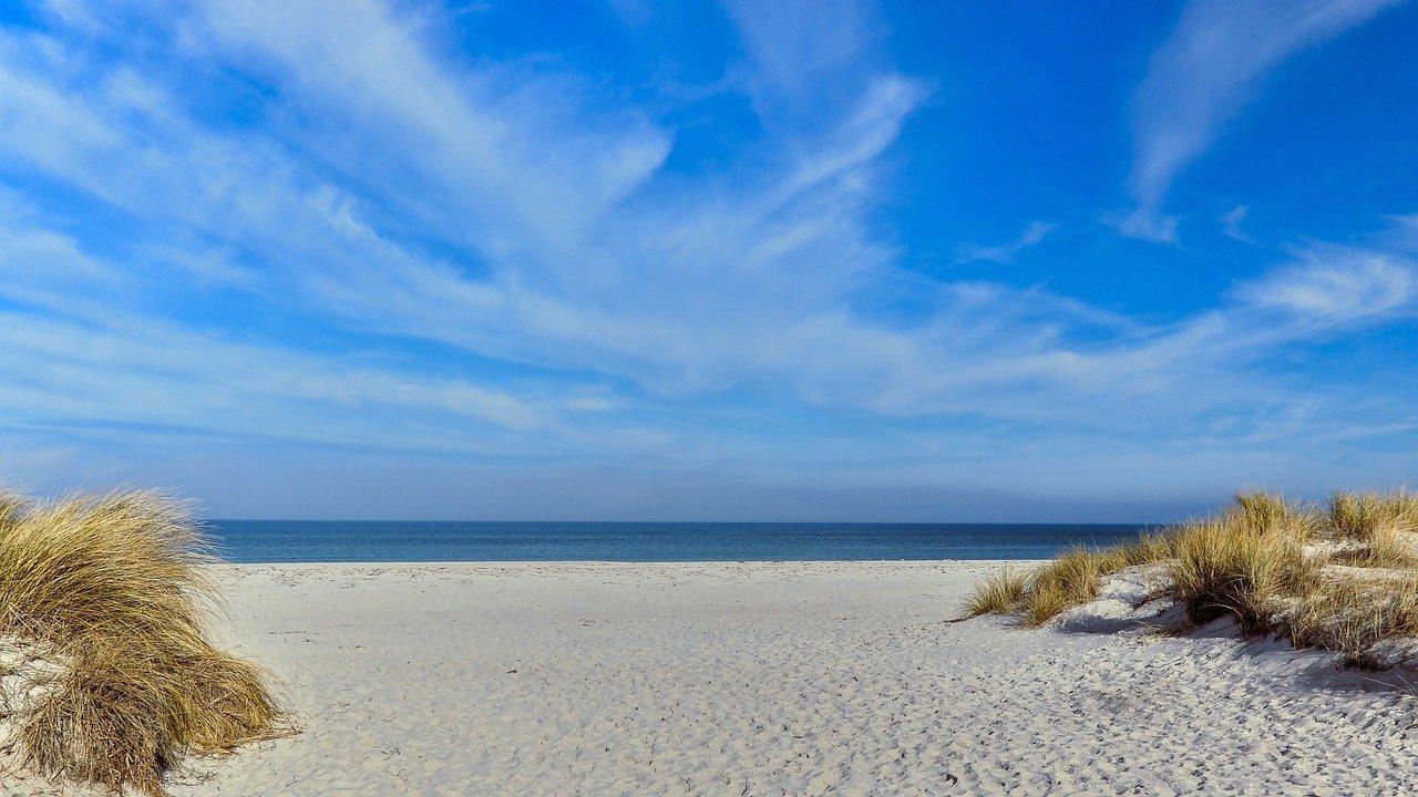 dunes, sand dunes, beach
